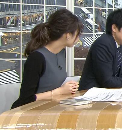 宇垣美里 横乳画像7
