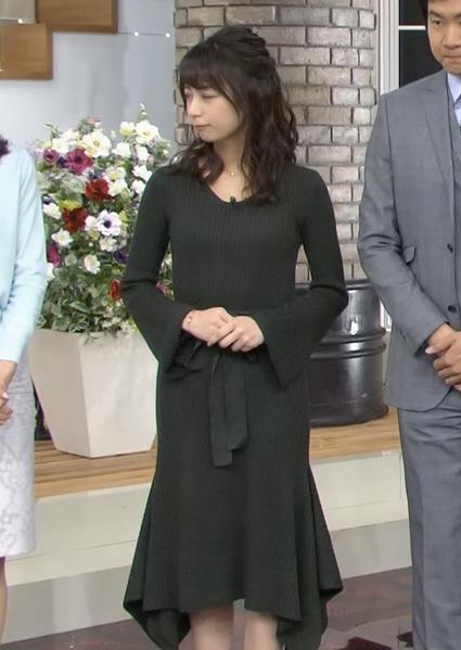 宇垣美里 ふくらみ画像3