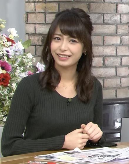 宇垣美里 ふくらみ画像8