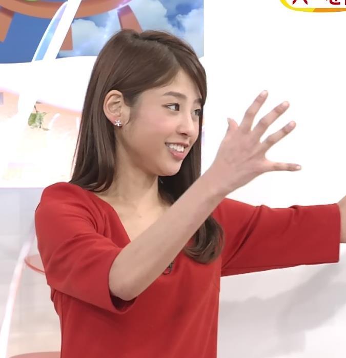 岡副麻希 ワンピース画像2