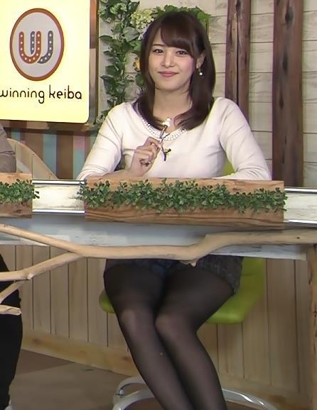 鷲見玲奈 メガネ画像3