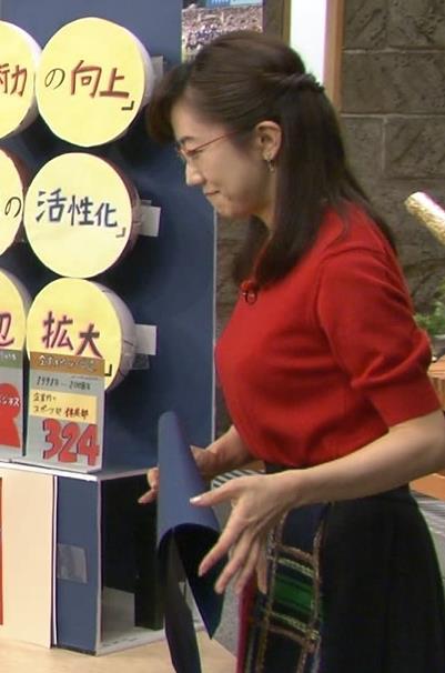 唐橋ユミ 横乳画像7