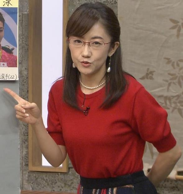 唐橋ユミ 横乳画像8
