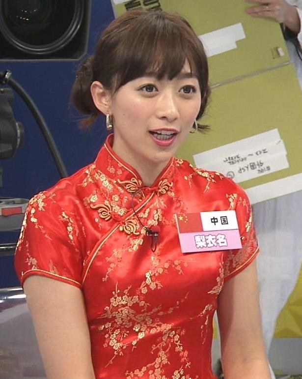 梨衣名 セクシードレス画像5