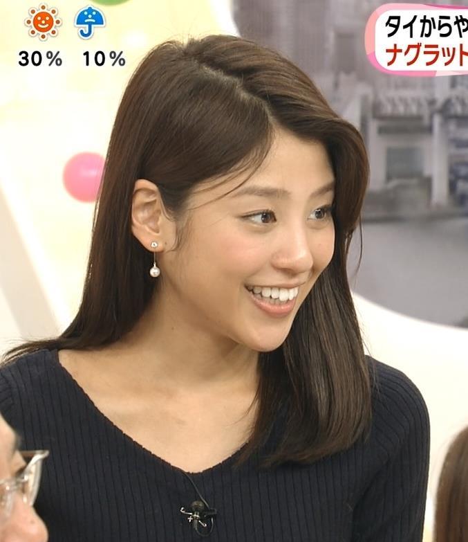 岡副麻希アナ アップの写真がかなりモデルだった
