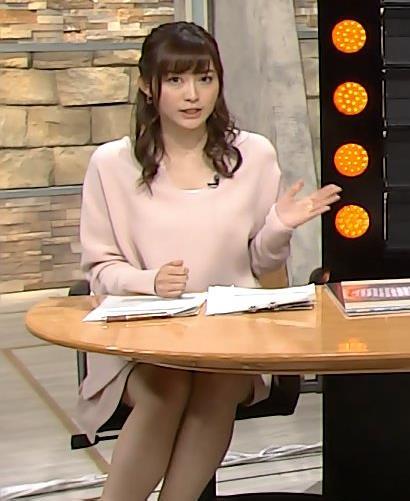 久冨慶子 美脚画像4