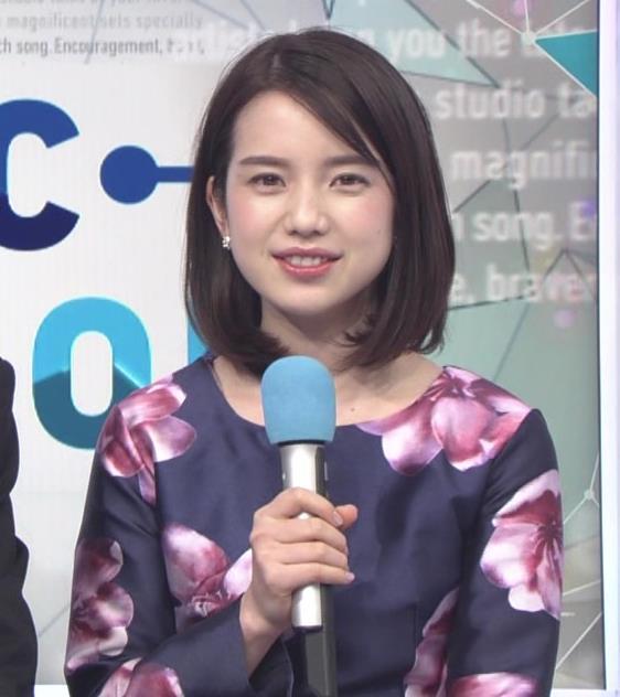 弘中綾香アナ ミュージックステーション
