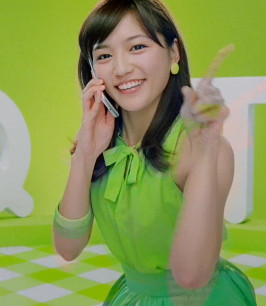 川口春奈 ワキ画像8