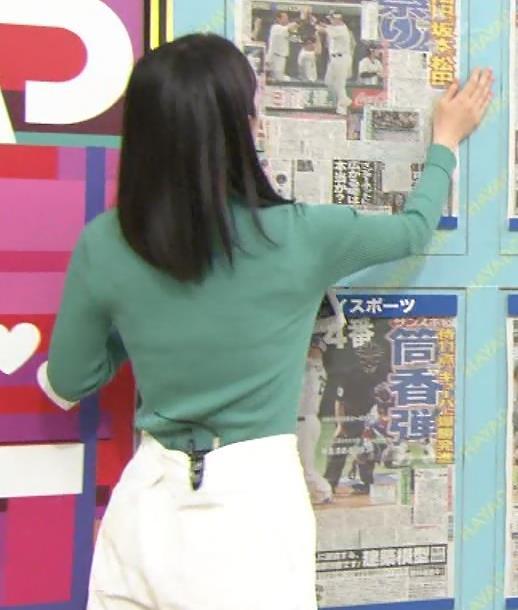 山本恵里伽 横乳画像6