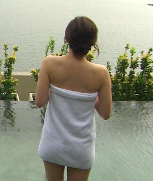 黛英里佳 入浴画像3