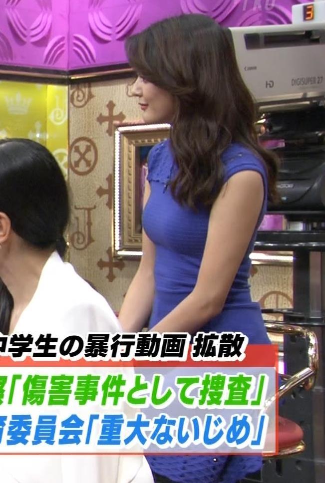 田中道子 おっぱい画像4