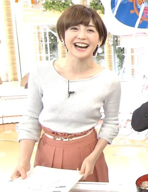 宮司愛海アナ ショートカットがかわいい