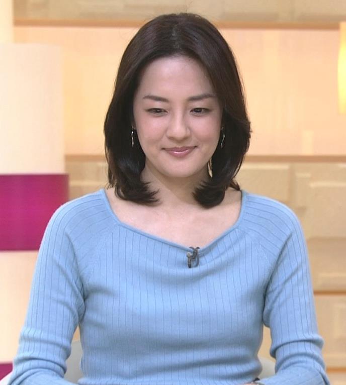 鈴木奈穂子 おっぱい画像9