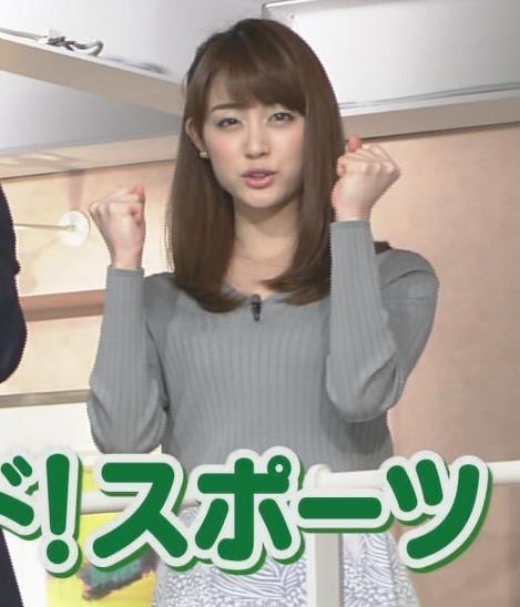 新井恵理那 おっぱい画像3