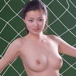 中国美女モデル 安哥哥(An Gege) セクシーヌード画像