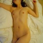 韓国微乳美女の流出ヌード画像