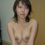 巨乳な日本美女のヌード&フェラ画像