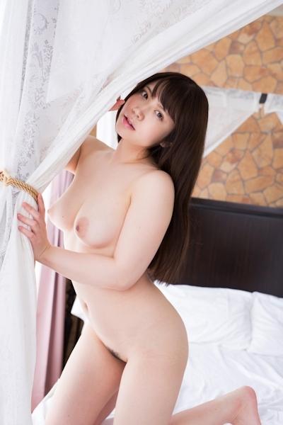 Iカップグラドル 真東愛 セクシーヌード画像 8