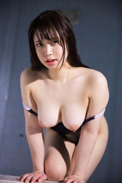 Iカップグラドル 真東愛 セクシーヌード画像 19