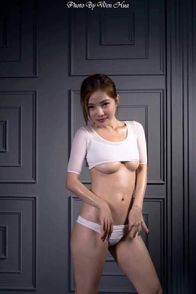 台湾美女モデル 小桃子(颜凤萱) セクシーグラビア画像 7