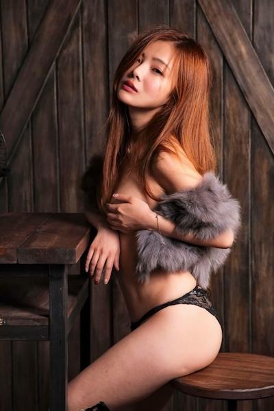台湾美女モデル 小桃子(颜凤萱) セクシーグラビア画像 10