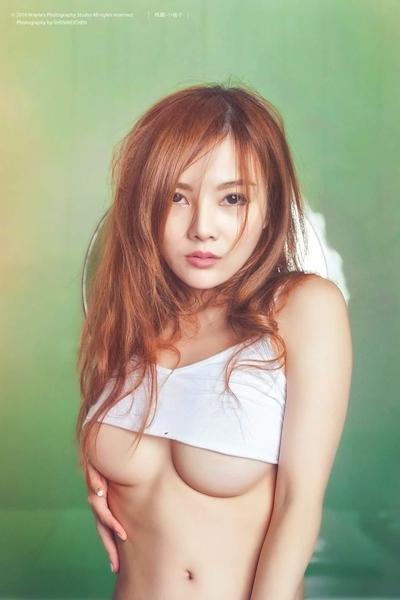 台湾美女モデル 小桃子(颜凤萱) セクシーグラビア画像 20