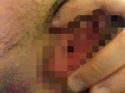 美乳な素人女性の入浴自分撮りヌード画像 8