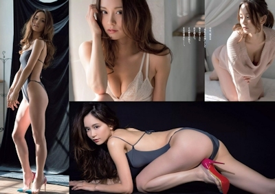 2016年No.1レースクイーン 三城千咲 セクシーグラビア画像 2