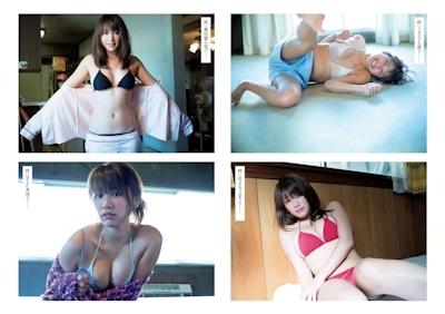久松郁実 セクシーグラビア画像 4
