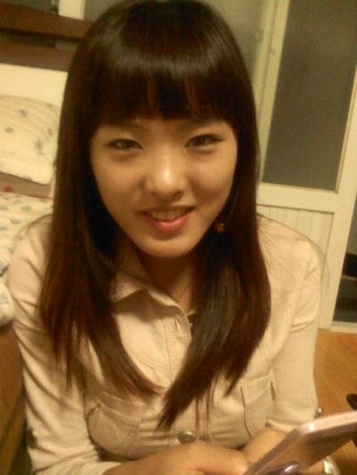 巨乳な韓国美少女の流出ヌード画像 7