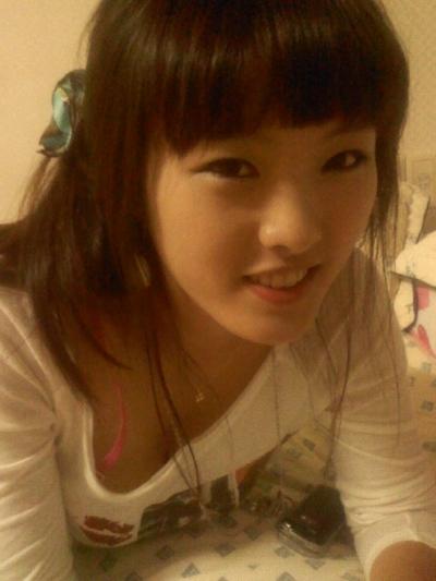 巨乳な韓国美少女の流出ヌード画像 8