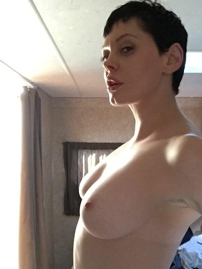 アメリカ女優 Rose McGowan (ローズ・マッゴーワン) セックステープ流出の画像 6