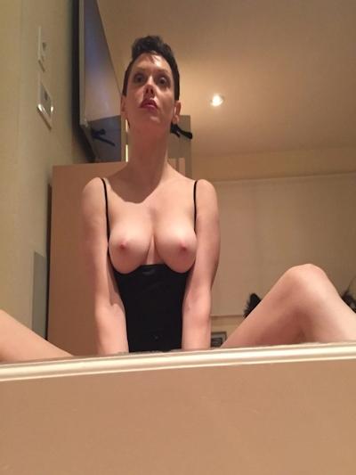 アメリカ女優 Rose McGowan (ローズ・マッゴーワン) セックステープ流出の画像 9