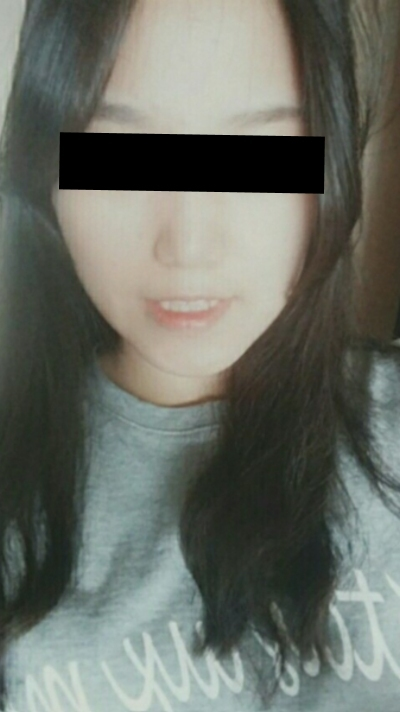 韓国の21歳美人女子大生の自分撮りヌード流出画像 2