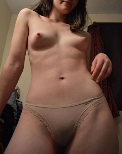 西洋素人美女の流出ヌード画像 10