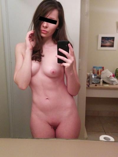 西洋素人美女の流出ヌード画像 23