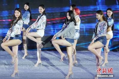 中国・北京 美少女コンテスト決勝大会 2