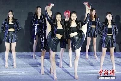 中国・北京 美少女コンテスト決勝大会 4