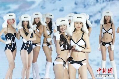 中国・北京 美少女コンテスト決勝大会 7