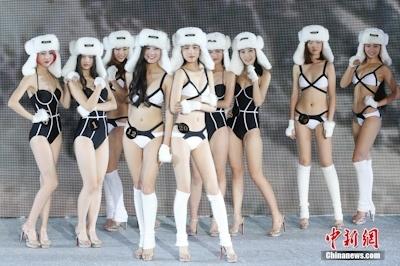 中国・北京 美少女コンテスト決勝大会 9