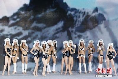 中国・北京 美少女コンテスト決勝大会 10