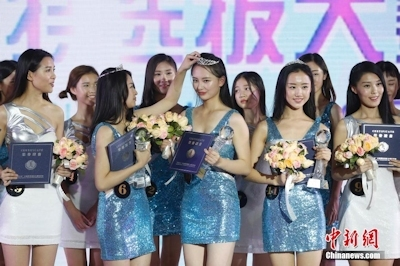中国・北京 美少女コンテスト決勝大会 12