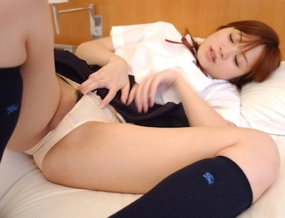 美少女JKヌード画像 3