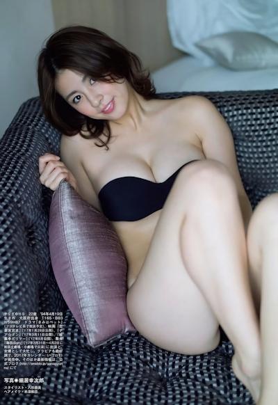 柳ゆり菜 セクシーグラビア画像 3