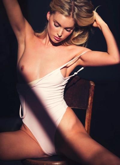 スウェーデンのスーパーモデル Elsa Hosk(エルザ・ホスク) セクシーヌード画像 2