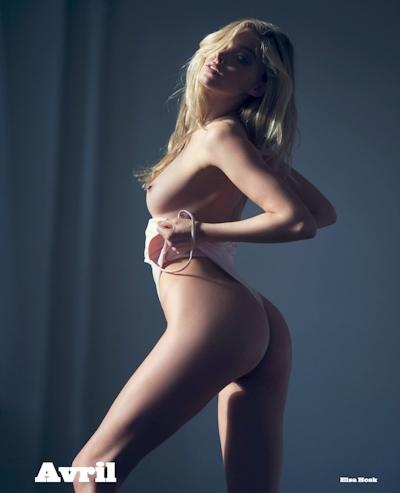 スウェーデンのスーパーモデル Elsa Hosk(エルザ・ホスク) セクシーヌード画像 3