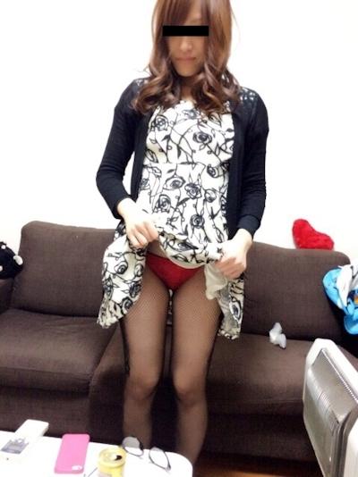 日本の素人美女の流出ヌード画像 5