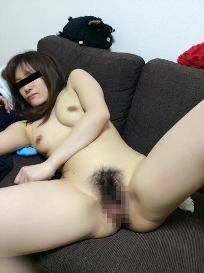 日本の素人美女の流出ヌード画像 12