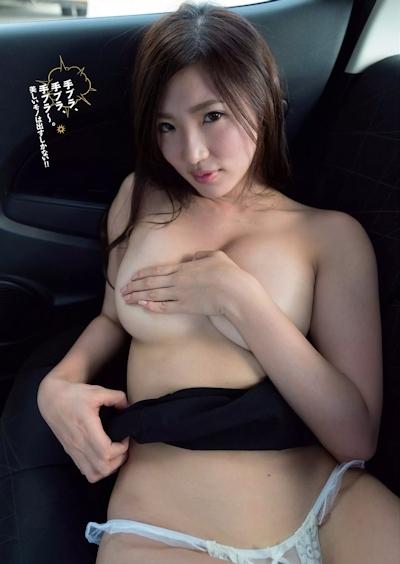 松嶋えいみ セクシーグラビア画像 12