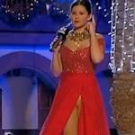 スペインの女性司会者 Eloisa Gonzalez(エロイサ・ゴンザレス)がカウントダウンイベントでマンチラ!?